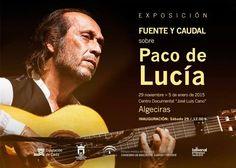 EXPOSICIÓN FUENTE Y CAUDAL Fundación Guitarra Flamenca. www.fundacionguitarraflamenca.com