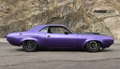 Cris Gonzales Takes Karl Dunn's 1970 Dodge Challenger on Forgeline ZX3R Wheels to 2014 OUSCI