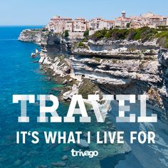 #Travel is what WE live for!
