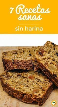 Healthy Recepies, Healthy Smoothies, Raw Food Recipes, Gluten Free Recipes, Low Carb Recipes, Cooking Recipes, German Baking, Comidas Light, Carrots Cake