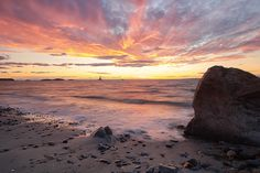 Coastal Artwork from sea to shore in Little Compton, Rhode Island