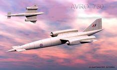 le bombardier Avro 730