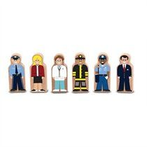 Whittle World - People at Work Set