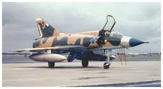 South African Air Force Mirage IIICZ