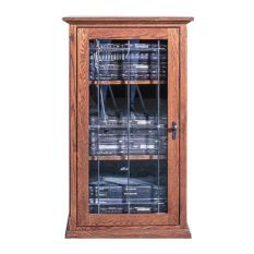 Like To Mission Audio Tower With Glass Door By Forest Designs Furniture Audio Cabinet Forest Designs Audio Rack