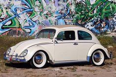 El Bebé, un Volkswagen Sedan 1969 y una historia de amor a primera vista
