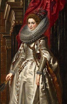 Ritratto della marchesa Brigida Spinola Doria - Peter Paul Rubens (1606)