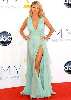 Heidi Klum: 2012 Emmys