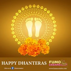 May this #Dhanteras bring you wealth and prosperity. Happy Dhanteras!