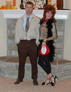 halloween al and peggy bundy party pinterest. Black Bedroom Furniture Sets. Home Design Ideas