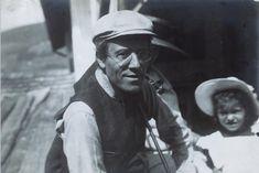 Mahler als Familienmensch:  Gustav Mahler und seine Tochter um 1907
