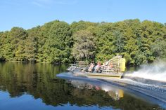 Airboat in Florida Airboat Rides, Niagara Falls, Florida, Nature, Travel, Viajes, Naturaleza, Destinations, Traveling