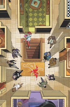 IDW and Hasbro are to publish a new comic book series called Clue based on Hasbro's game Cluedo. Cartoon Books, Comic Books, Discovery Games, Cluedo, Clue Board Game, Clue Games, Breaking The Fourth Wall, Nerd Room, Classic Board Games