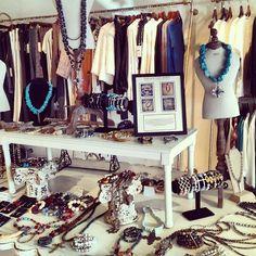 #STEPHANIELEIGHJEWELRY at #Frolicboutique trunk show #jewelry #handmade #fabulous #atl #Atlanta #buckhead