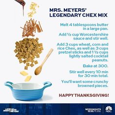 """1,158 Likes, 27 Comments - Late Night with Seth Meyers (@latenightseth) on Instagram: """"Seth's mom is cooking up some of her legendary Chex Mix on tonight's #LNSM!"""""""