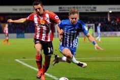 Hartlepool United 0 Sunderland U23 1: Checkatrade Trophy Match ratings