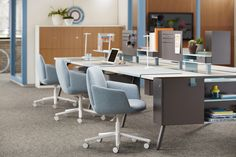 POPPY - Designer Task chairs from Haworth ✓ all information ✓ high-resolution images ✓ CADs ✓ catalogues ✓ contact information ✓ find your..