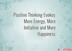 #thought of the day #positive thinking