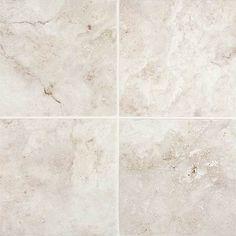 Bath #4 (Pool Bath) floor and wall tile = Daltile Esta Villa Garden White EV97 12x12