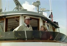 January 1979 ~ 5 months before he passes away, JOHN WAYNE tapes the Barbara Walters Special on the Wild Goose.
