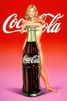 Coca-Cola sexy...