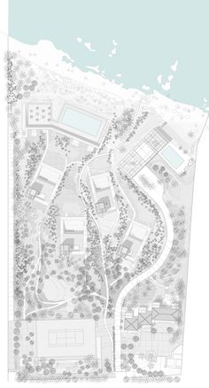 Image 30 of 46 from gallery of Aamchit Courtowers / Hashim Sarkis. Site Plan