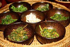 Vegan food is good for your Seoul!  Korean Temple Food at Sanchon in Insadong.