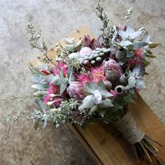 Swallows Nest Farm native bush wedding in early autumn