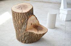 Max Lamb reclaimed wood seating