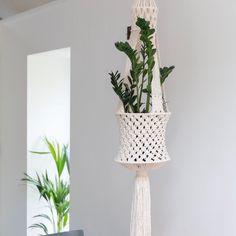 Image of Large Vintage Style Plant Hanger