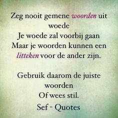 gemene spreuken 180 beste afbeeldingen van spreuken in 2019   Dutch quotes, Sef  gemene spreuken
