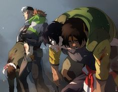 "june2734:  ""Voltron Force http://www.pixiv.net/member.php?id=1364988  """