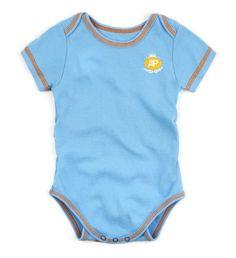 American Posh Baby Short Sleeve Onesie 0-6M Blue with Orange Stitching American Posh http://www.amazon.com/dp/B00KRNICIM/ref=cm_sw_r_pi_dp_qobzvb0T8JPQ2
