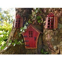 Wizard Door Tree Decoration