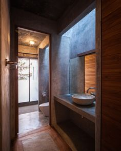 Vila Baan Chan, Junsekino Architect and Design © Spaceshift Studio