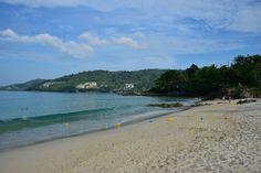 Patong beach north end