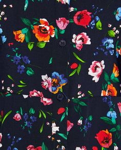 Image 7 of PRINTED JUMPSUIT DRESS from Zara