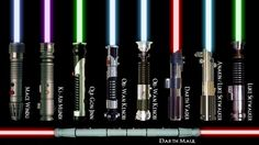 Its Star Wars Day So For Laser Blasts And Giggles We Took Some Online Quizzes To See What Color Lightsabers We Would Wield And Which Classic Star Wars