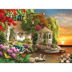 - Heaven On Earth 1000 Piece Jigsaw Puzzle