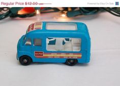 DISCOUNTED Vintage MATCHBOX Lesney toy car 47 by RememberWhenToys