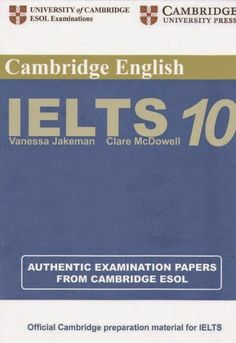 Cambridge Practice Tests for IELTS 10 Pdf +Audio +Answer Key - eStudy Resources | mobimas.info