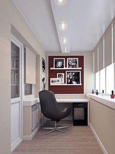 Reconvertir balcones pequeños en estancias prácticas | Decoración