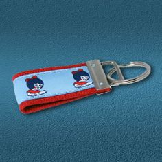 Your keys have never tasted better!  The UTZ Girl Key Fob at Charm City Clothing Co.