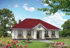 Projekt domu Aleksandria Muza
