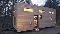 A spacious tiny house - hOMe by Andrew and Gabriella Morrison.