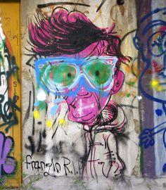 Beogradski grafiti.: Takovska #Beograd #Belgrade #Graffiti #Grafiti #StreetArt