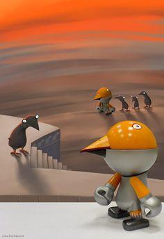 Они повсюду. Этим летом тупиковые птичи отметились на мероприятии Стыковка-1. Приглашаем всех желающих принять участие в Стыковке-2 : >