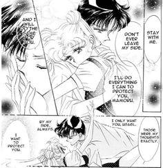 sailor moon manga, starting to read manga again, too much free time
