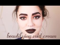 DIY Cold Cream Recipe for Acne & All Skin Types - YouTube