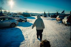 The Army said it would look for other routes for the pipeline, a victory for the Standing Rock Sioux Tribe in a battle that has become a global flash point.